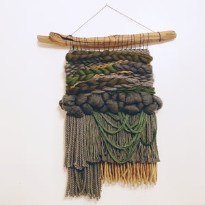 Mossy Woods Woven