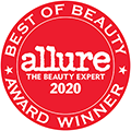 Allure Fragrance of the Year 2020 Award Winner