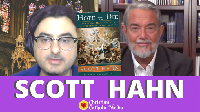 Dr. Scott Hahn (Must See Interview!) Conversion, Eucharist, Catholicism, Books and More!