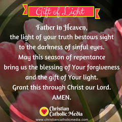 Morning Prayer Catholic Saturday 12-7-2019