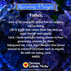 Morning Prayer Catholic Tuesday 3-24-2020
