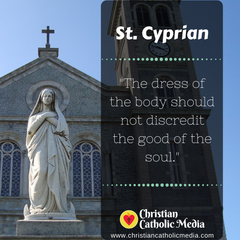 St. Cyprian - Saturday January 25, 2020