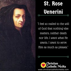St. Rose Venerini - Friday May 7, 2021