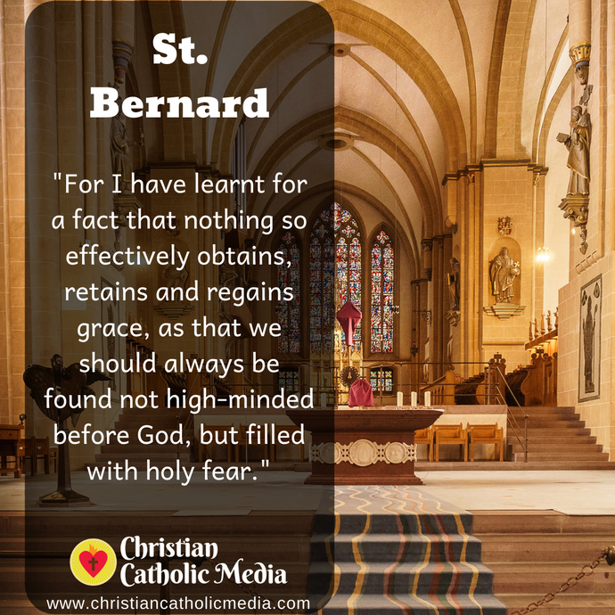 St. Bernard - Sunday Jun 7, 2020