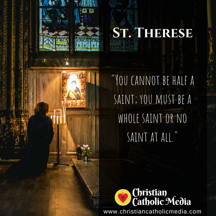 St. Therese - Tuesday June 30, 2020