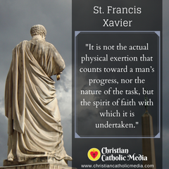 St. Francis Xavier - Sunday February 2, 2020