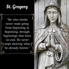 St. Gregory - Monday February 10, 2020