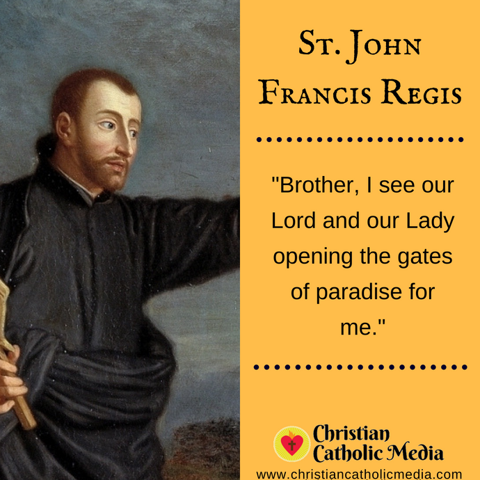 St. John Francis Regis - Tuesday June 16, 2020