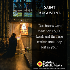 St. Augustine - Tuesday May 19, 2020