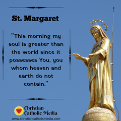 St. Margaret - Friday May 16, 2020