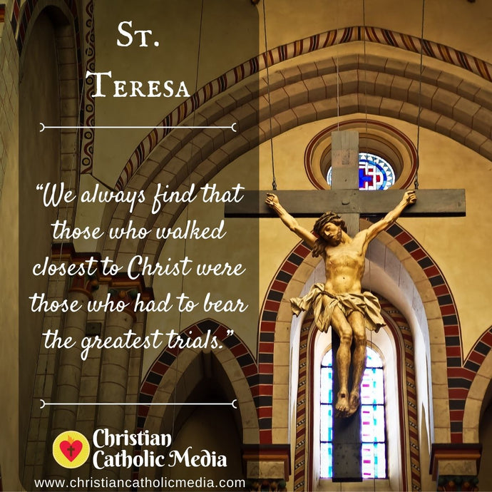 St. Teresa - Thursday February 18, 2021