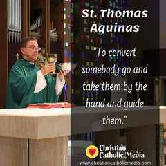 St. Thomas Aquinas - Sunday October 13, 2019