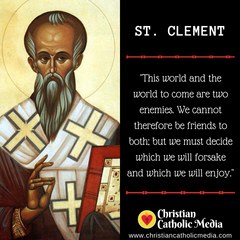 St. Clement - Friday November 29, 2019