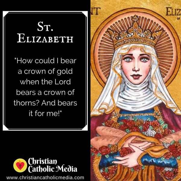 St. Elizabeth - Sunday November 17, 2019