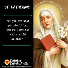 St. Catherine - Saturday October 19, 2019
