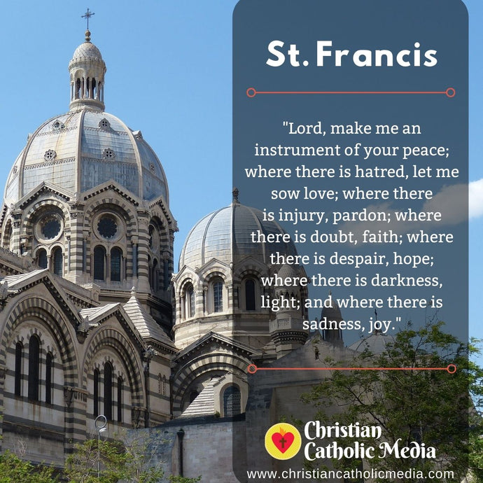 St. Francis - Saturday February 20, 2021