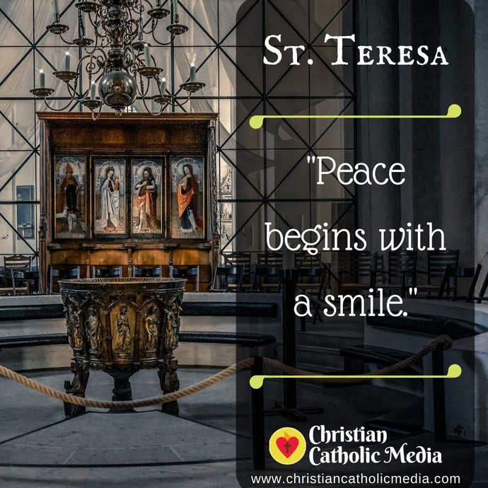 St. Teresa - Wednesday February 17, 2021