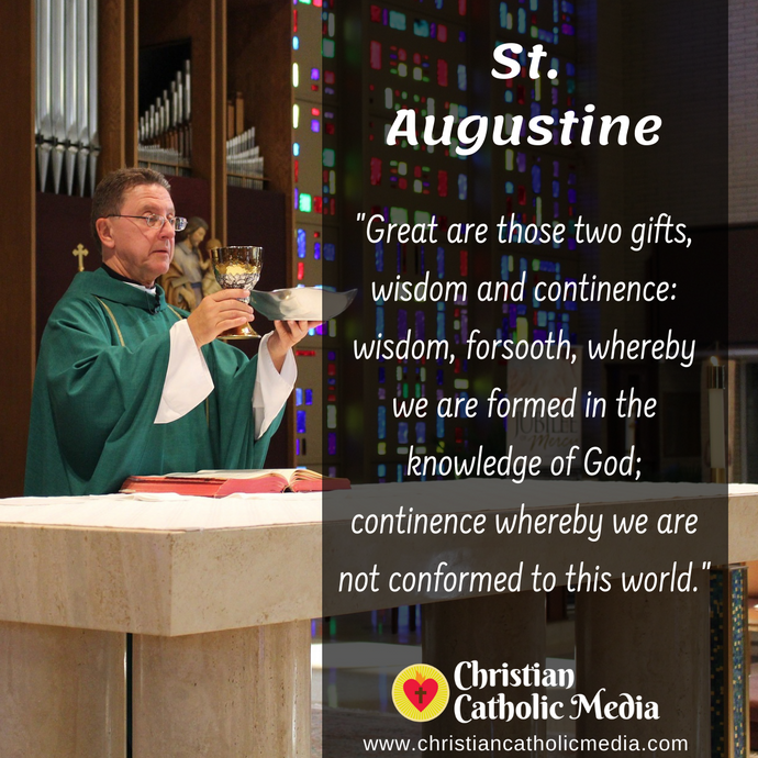 St. Augustine - Friday June 26, 2020