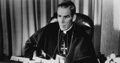 Beloved TV Personality and Former Archbishop Fulton Sheen on Road to Sainthood