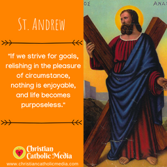St. Andrew - Saturday November 30, 2019