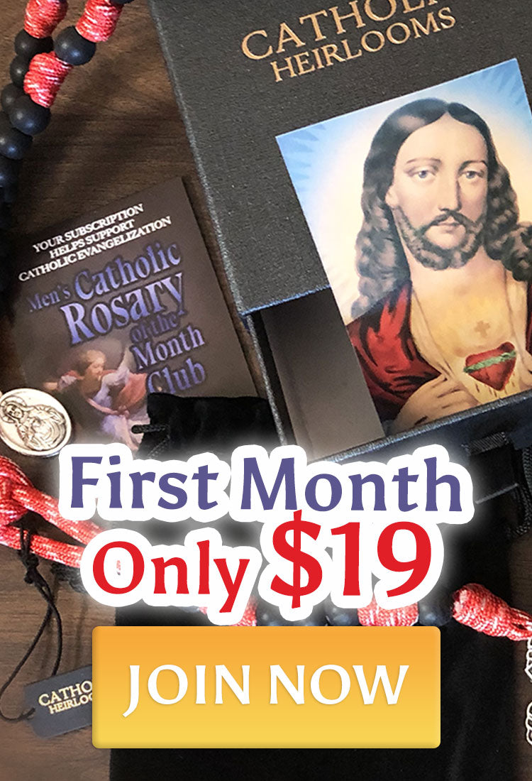 Join Catholic Rosary of the Month Club Now