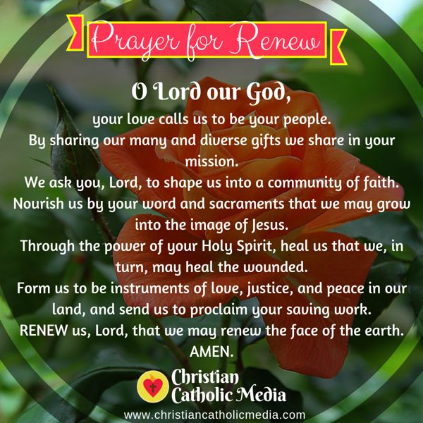 Morning Prayer Catholic Saturday 8-10-2019