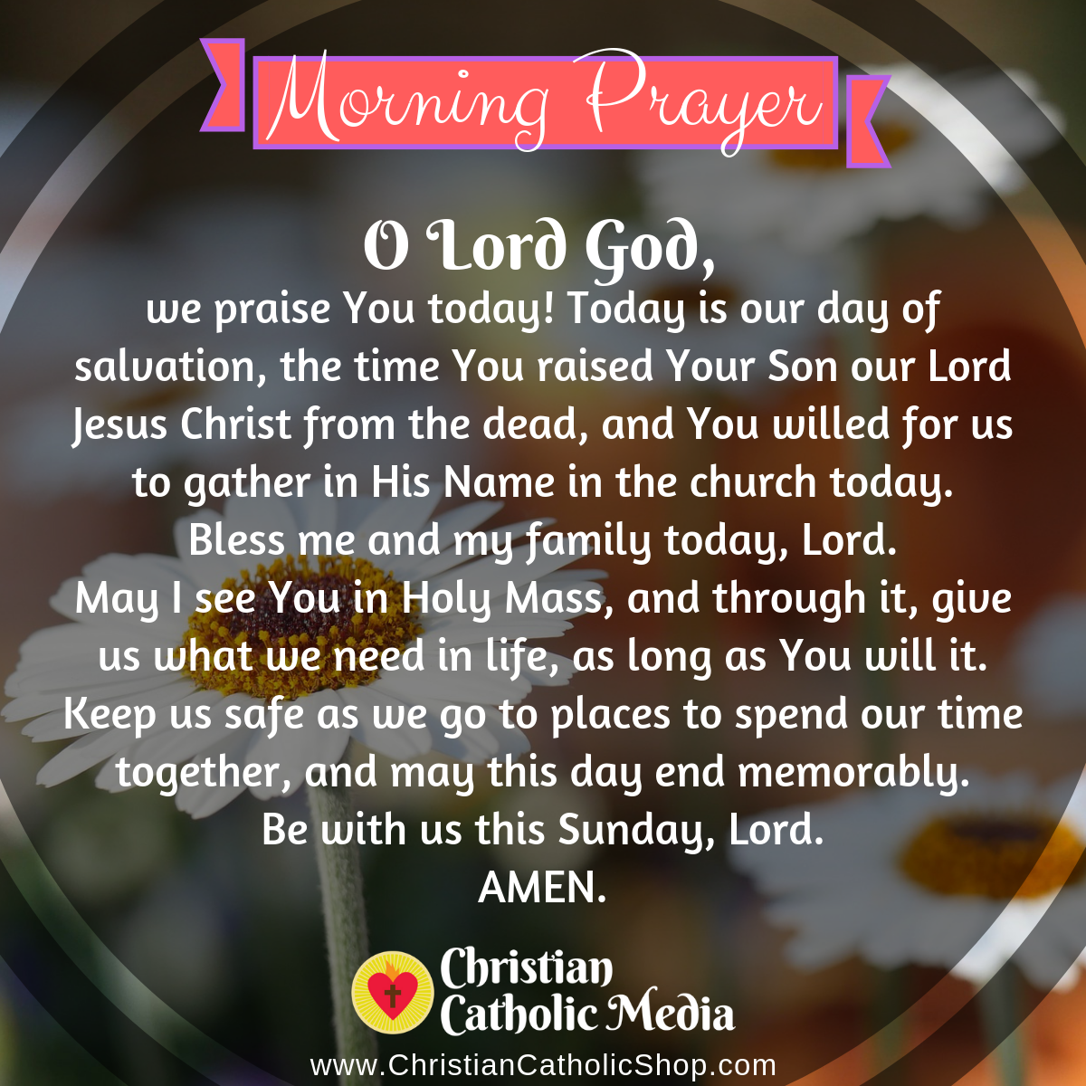 Morning Prayer Catholic Thursday 12-26-2019
