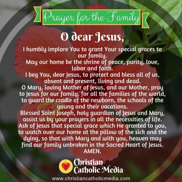 Morning Prayer Catholic Saturday 11-2-2019