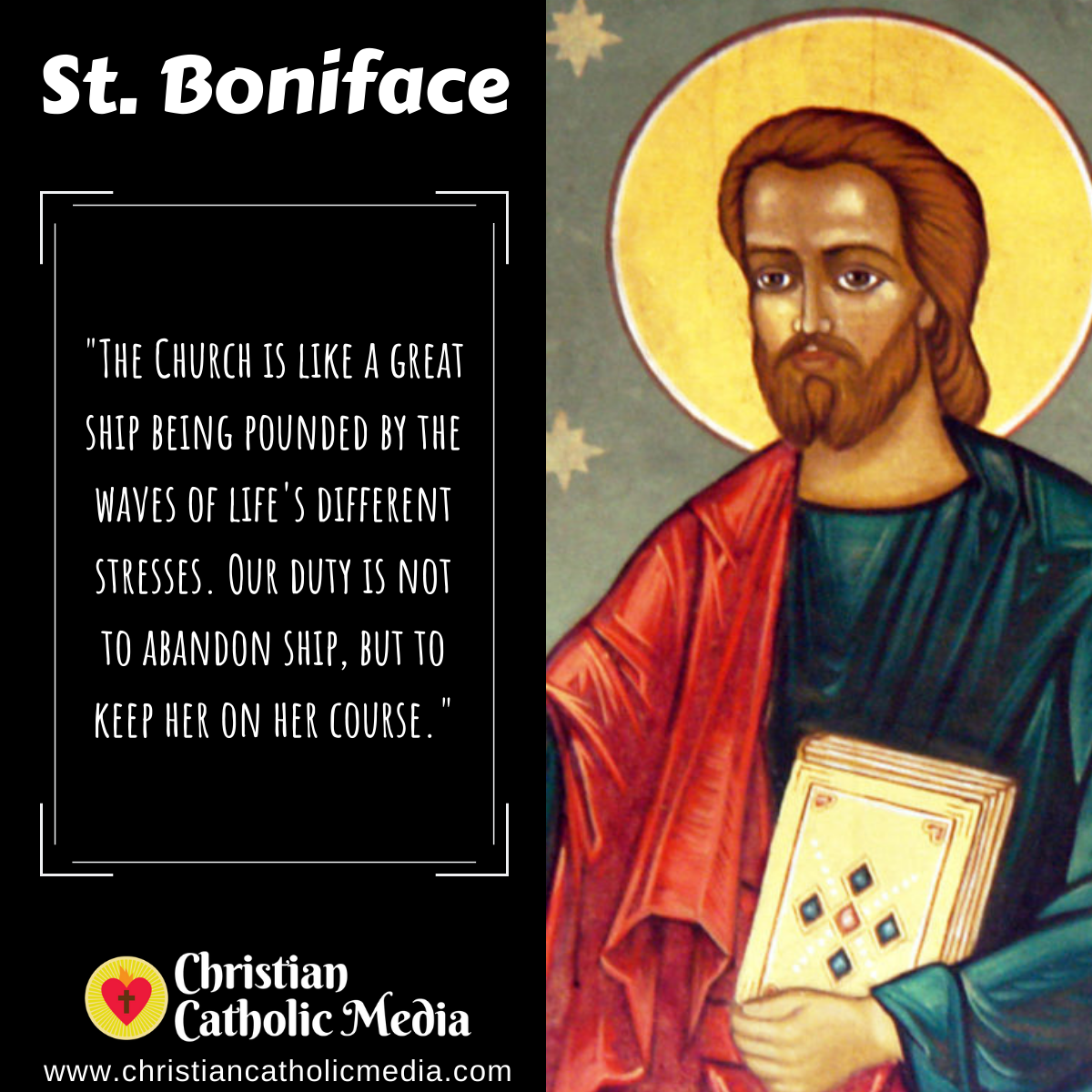 St. Boniface - Friday Jun 5, 2020