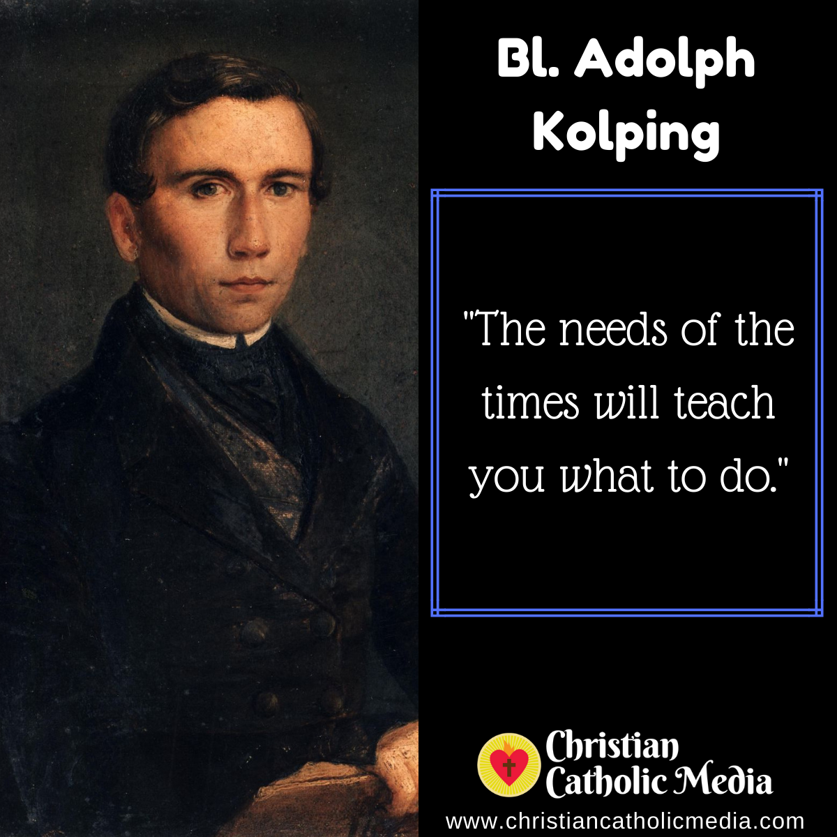 St. Adolph Kolping - Tuesday December 10, 2019