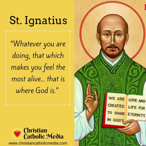St. Ignatius - Wednesday July 31, 2019