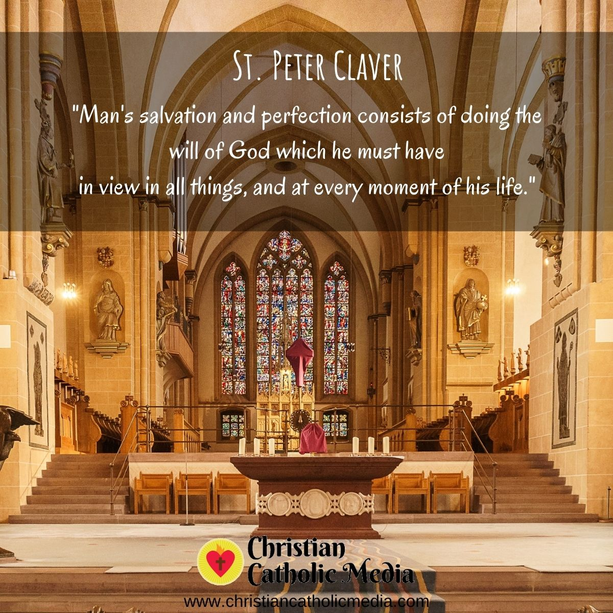 St. Peter Claver - Saturday February 13, 2021