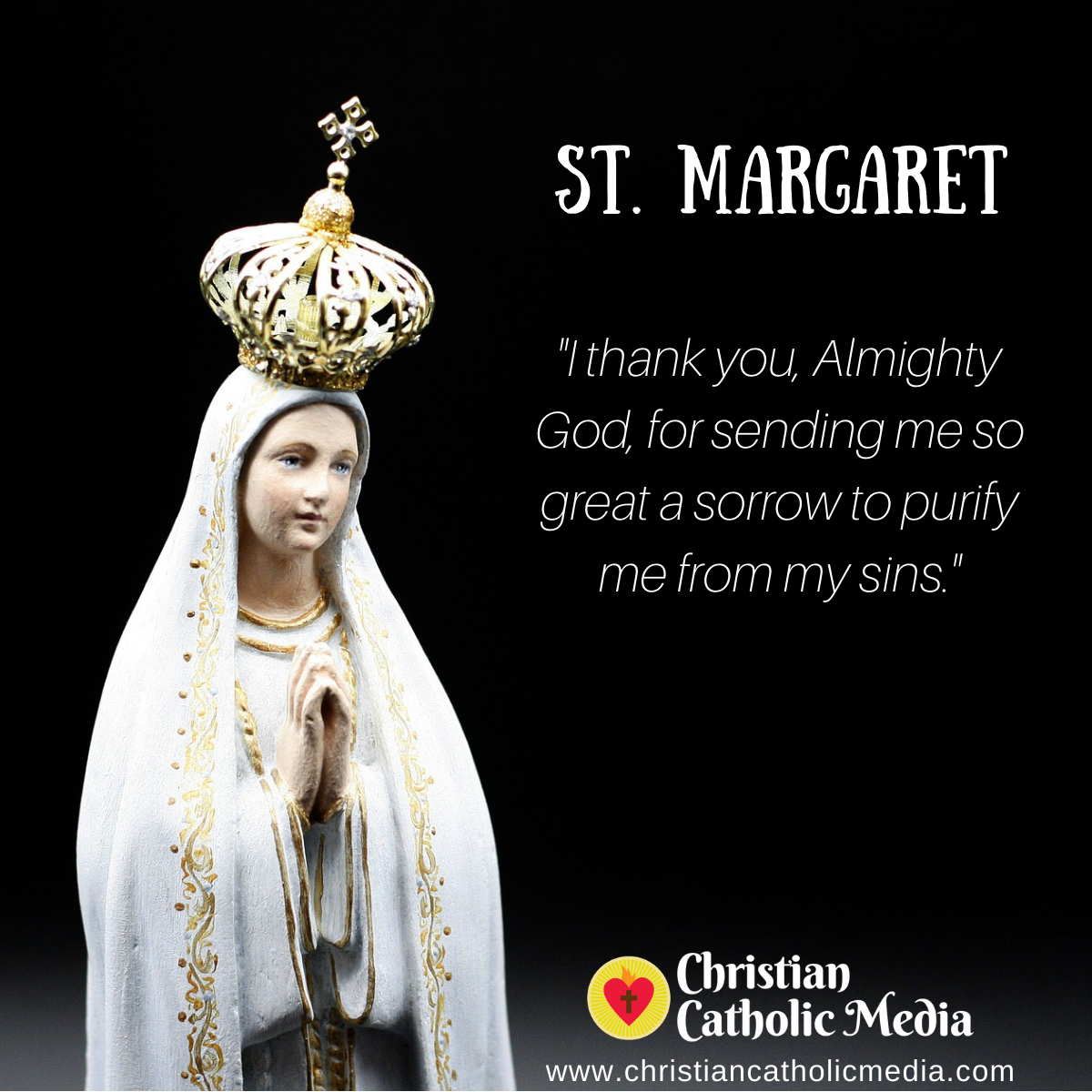 St. Margaret - Monday November 16, 2020