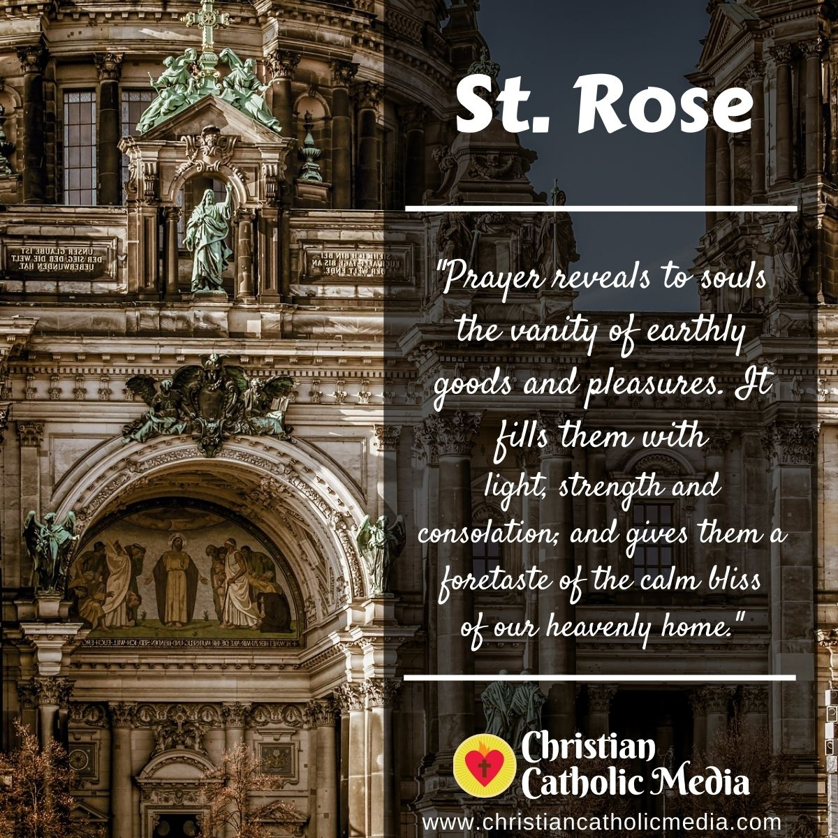 St. Rose - Tuesday February 16, 2021
