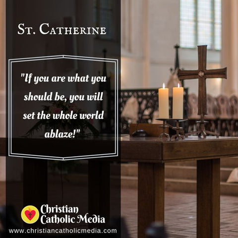 St. Catherine - Tuesday August 6, 2019