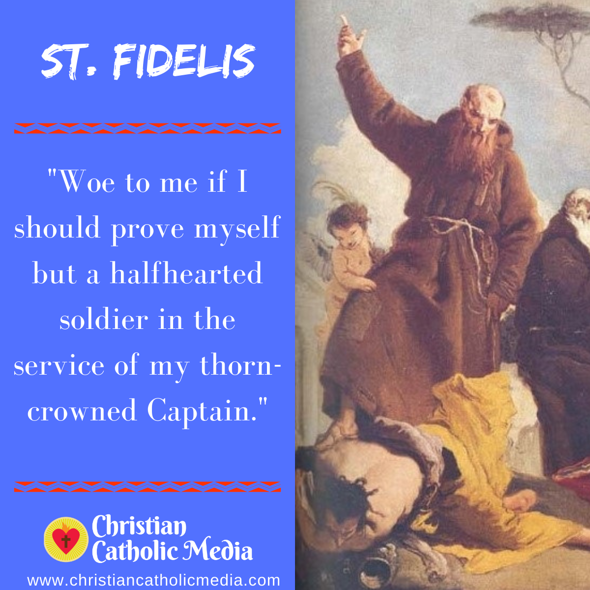 St. Fidelis - Saturday April 24, 2021
