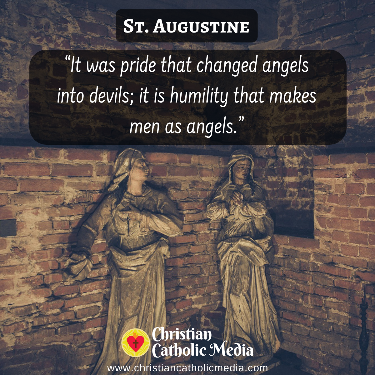 St. Augustine - Thursday December 5, 2019