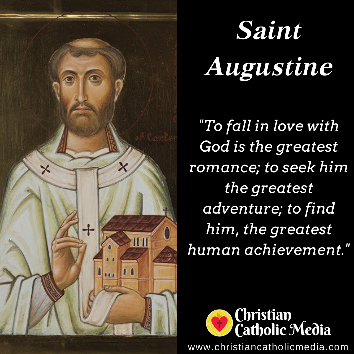St. Augustine - Wednesday May 27, 2020