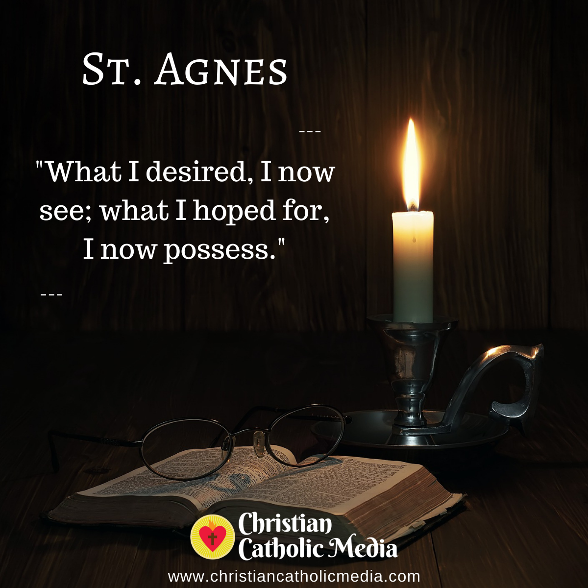 St. Agnes - Thursday November 19, 2020