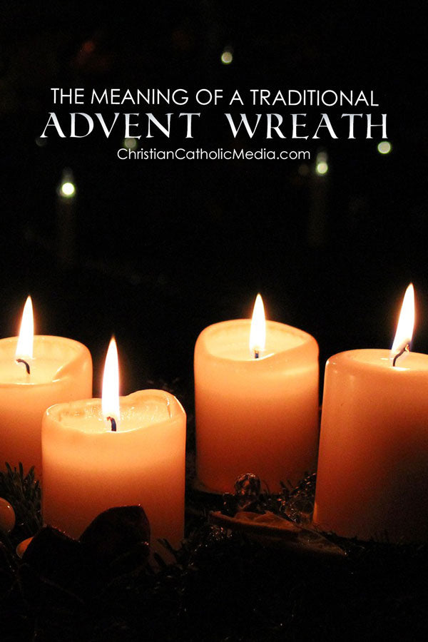 The Meaning Of A Traditional Advent Wreath