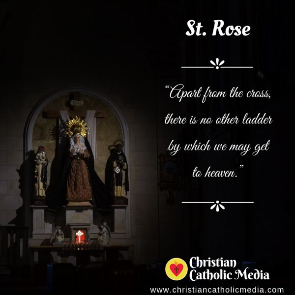 St. Rose - Saturday August 31, 2019