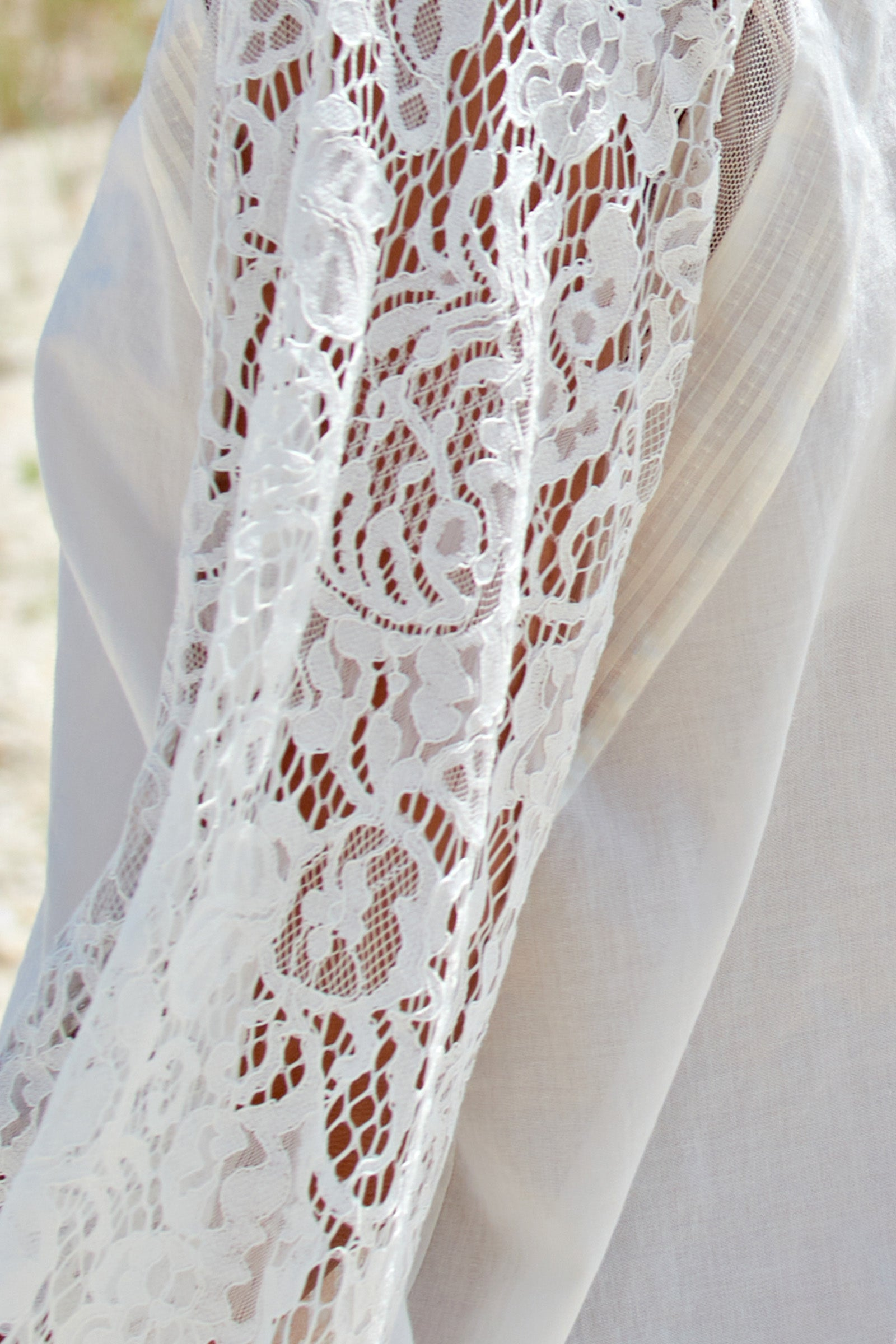 Ginger Lace Tunic