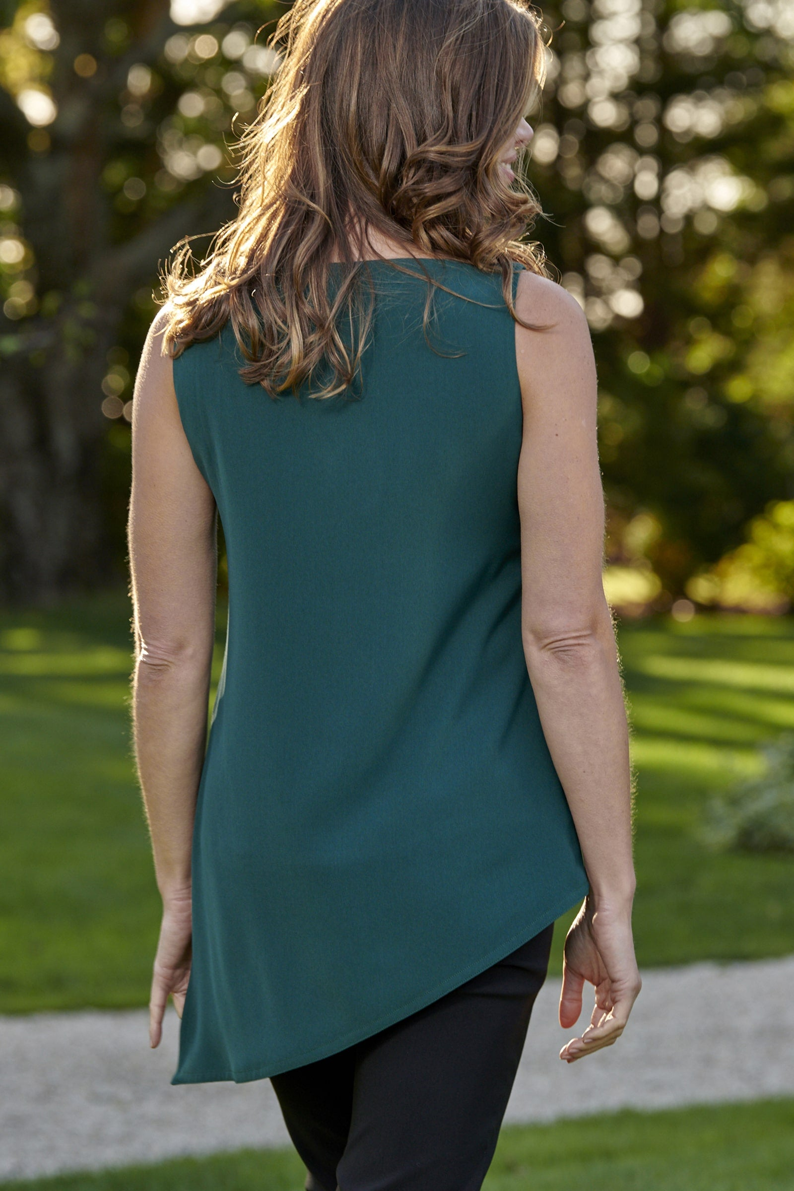Shelly Sleeveless Shell Top