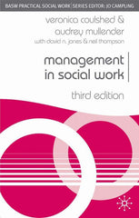 Management in Social Work (3rd Edition)