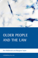 Older People and the Law (Revised 2nd Edition)