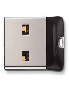 clé usb sandisk cruzer fit 16 go 32 go 64 go pour notebooks, tablettes tv