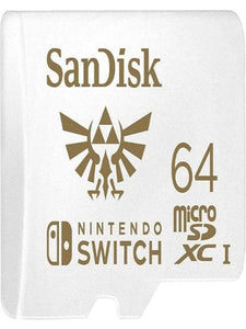 carte micro sd 64 go pour nintendo switch