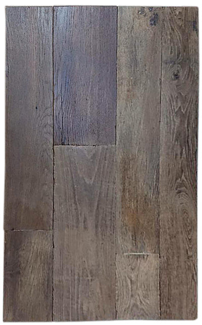 18th century reclaimed French oak flooring