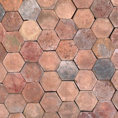 Terracotta Flooring from Italy