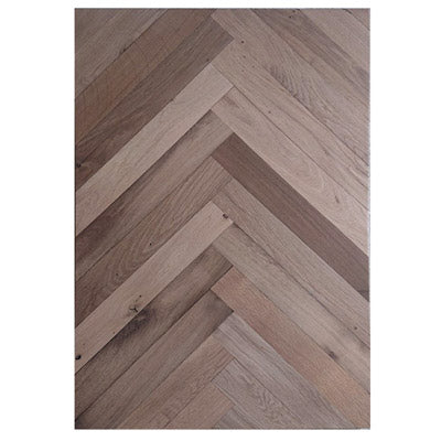Herringbone Pattern 18th century French Oak